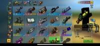 課金垢1万超|Pixel Gun 3D(ピクセルガン3D)