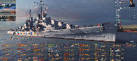 WoWs ASIAアカウント売ります (フリント ベルファスト ミズーリ保有)|World of Warships(wows)