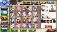 【激安 石31400】 虹26金300以上 虹メダル300以上|フラワーナイトガール(花騎士)