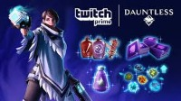 Dauntless Twitch特典コード|Dauntless