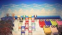 シリーズ家具+照明家具全色全種類おさわり|あつまれ どうぶつの森(あつ森)