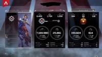 【PS4】全キャラ爪痕ダブハンシーズン2.3.4プレデター5マスター KD5.3 |APEX Legends