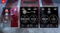 Ps4 s2s3永久プレデター軌道!総合KD4超え 古参バッチ等|APEX Legends