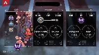 PC版apexアカウント・マスター垢・クナイ所持・その他色々|APEX Legends