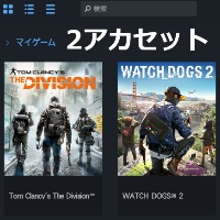 【PC版】WATCH_DOGS 2 & Division(日本語対応)2アカ メアド・パス変更可|The Division(ディビジョン)