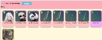 【大サービス】 リセマラ垢 最強キャラ集合 9S+2B+A2*2体|ニーアリィンカーネーション(リィンカネ)