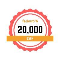ps4 2万キャップ|Fallout76(フォールアウト76)