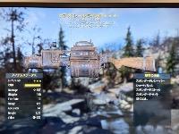 レールライフル クアッド vatsクリ50%up AP減|Fallout76(フォールアウト76)
