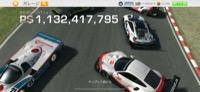 ガレージバリュー10億越え ほぼコンプ垢|Real Racing 3(リアルレーシング3)