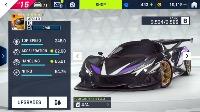 ガレージlv15 72台 アスファルト9:Legends