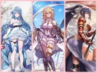 【ソウルストーン35000〜45000】ジャンヌ+光リュドミラ+白雪姫 エバーテイル