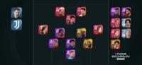 値下げ可能!破格!!ユーベ補正!デルピ、ネドヴェド、PPロナウド、最強ルンメ|ウイイレアプリ(ウイニングイレブン2021)
