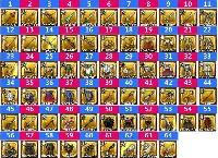 バランヘアー/鎧の魔剣/大天使の剣/ルビス/ダイの剣/ロト/天空+進化の宝玉+ジェム11.5万|星のドラゴンクエスト(星ドラ)