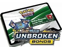 PTCGO レートNo.1パック Unbroken Bonds 50パック+GXおまけ付き|ポケモンTCGオンライン(PTCGO)