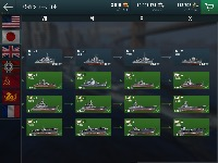 期間限定大特価!!値引き交渉大歓迎!!強化済み艦多数!!フリー経験値10万越え!! World of Warships Blitz(WoWS Blitz)