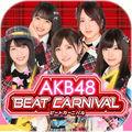AKB48ビートカーニバルのアカウントデータ