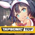 タップソニックトップ(TAPSONIC TOP)のアカウントデータ