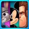 ディズニーヒーローズ(DisneyHeroes)のアカウントデータ