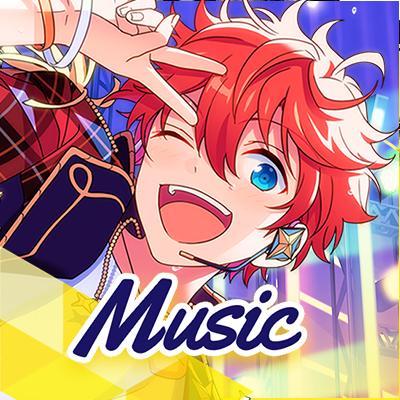 あんさんぶるスターズ!!Musicのアカウントデータ