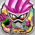 仮面ライダーバトルラッシュのアカウントデータ
