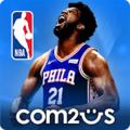 NBA NOW22のアカウントデータ