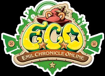 ECO(エミルクロニクルオンライン)のアカウントデータ