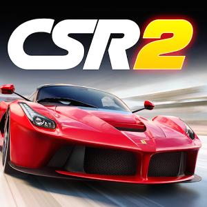 CSR Racing 2のアカウントデータ