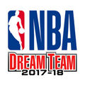 NBAドリームチームのアカウントデータ